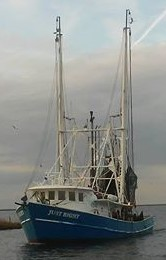 The Fishing Vessel Just Right came to the rescue of another fishing vessel in distress and assisted. photo courtesy of