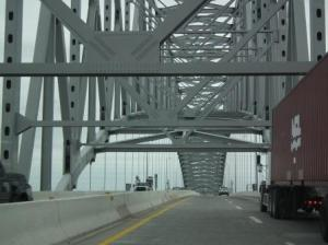Francis Scott Key Bridge at Baltimore is one of Maryland's most impressive bridges.
