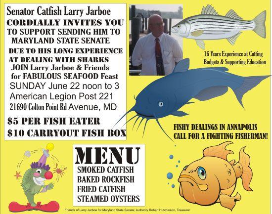 Jarboe Fish Finder