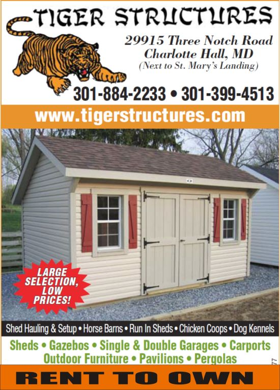 TIGER STRUCTURES June Ches
