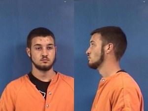 David E Wilson Chesapeake Beach heroin arrest MSP 081114