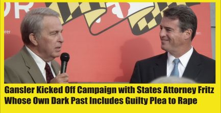 Gansler campaign included tainted past of Richard Fritz