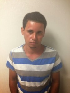 Mynor Vargas-Salguero charged with murder of Miquel Angel Barillas in Langley Park 090314