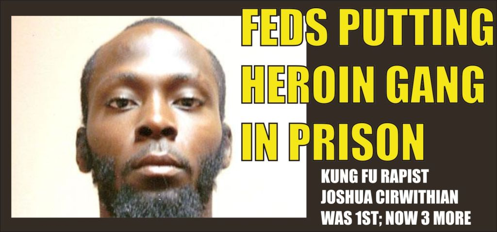Feds putting heroin gang Wilmington in prison