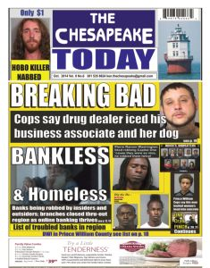 THE CHESAPEAKE TODAY October 2014