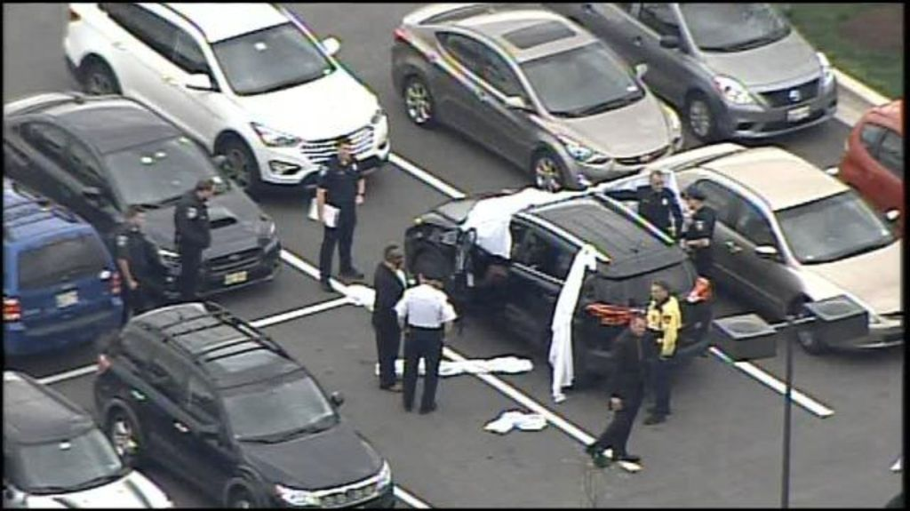 Murder Suicide at Canton Station U of Md Balt Hospital nurses photo courtesy WJZ TV