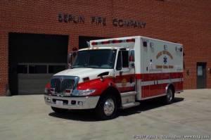 Berlin Fire Department ambulance