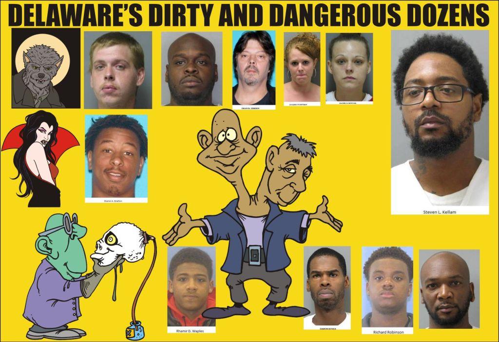 Delawares Dirty Dozens