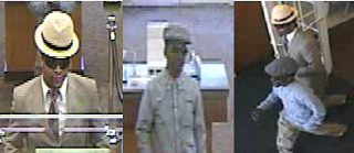 Prince Georges County bank bandits - The Hat Gang!