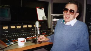 Ed Walker in 1994 WAMU photo by Anthony Washington