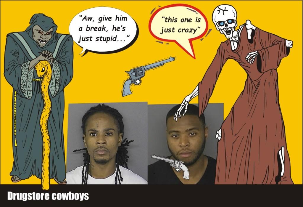 Drugstore Cowboys Butler & Shields
