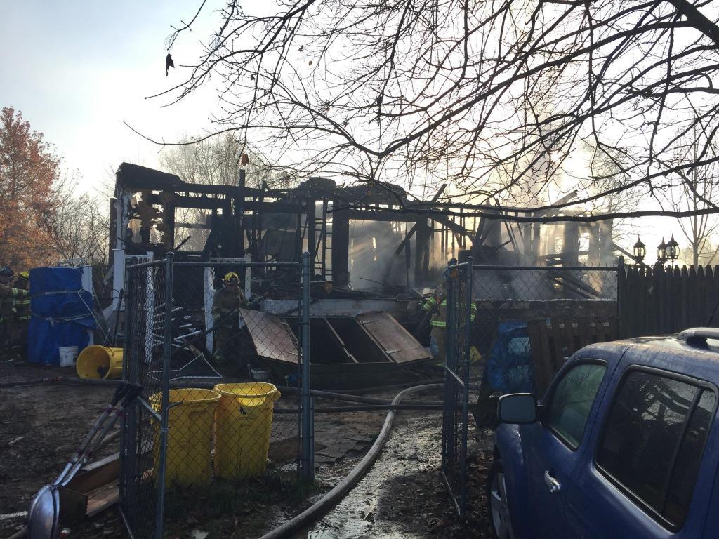 Fatal fire in Severn Md on Dec 10, 2015