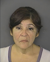 Lucia Lorraine Moon DUI arrest by St. Mary's Sheriff Dep. J Smith on 102015