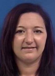 MEAGAN RICKER 24 of Lusby real drugs and fake money Calvert Sheriff 120615