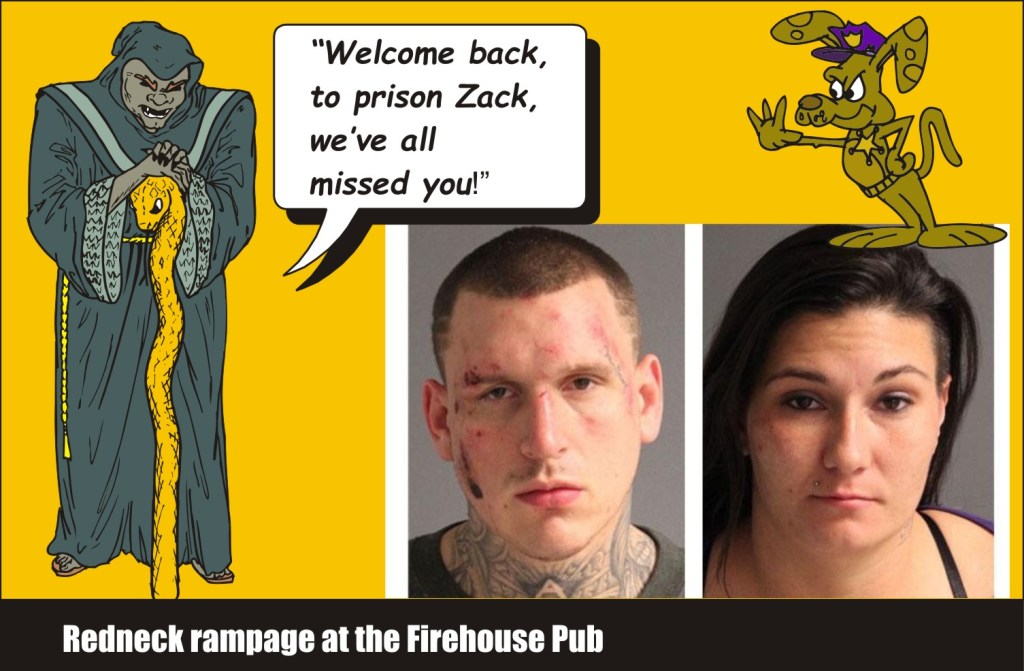 Redneck Rampage at the Firehouse Pub - Zachary Manley