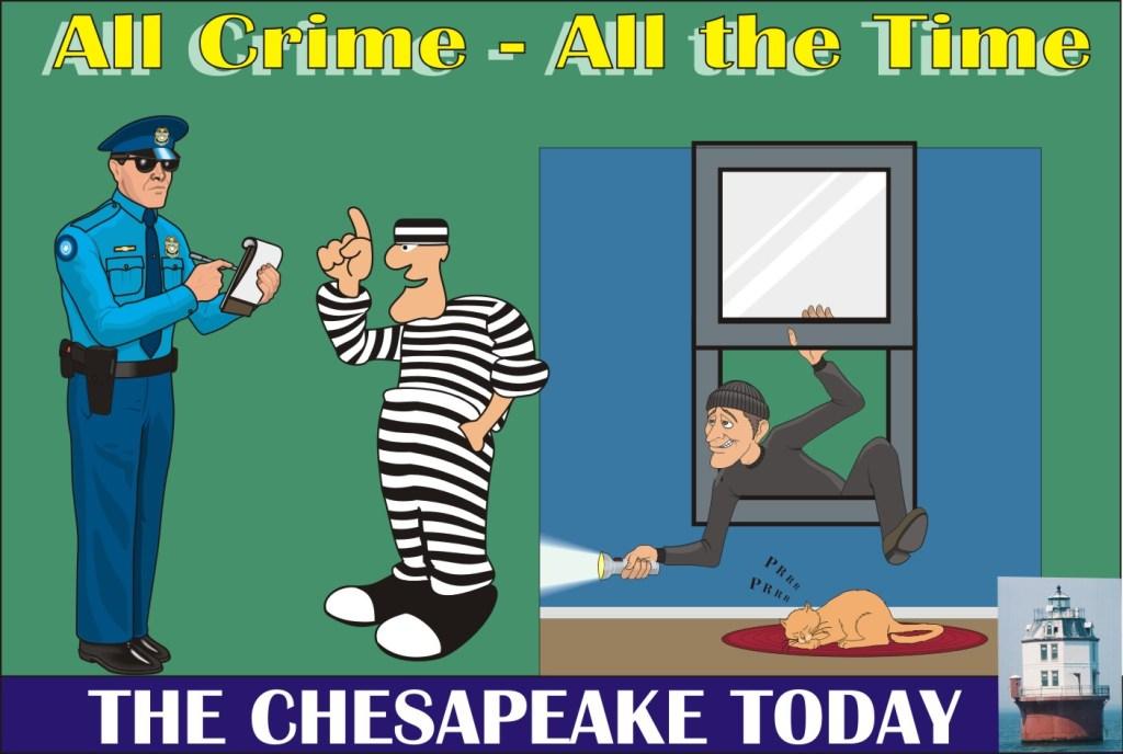 ALL CRIME promo A