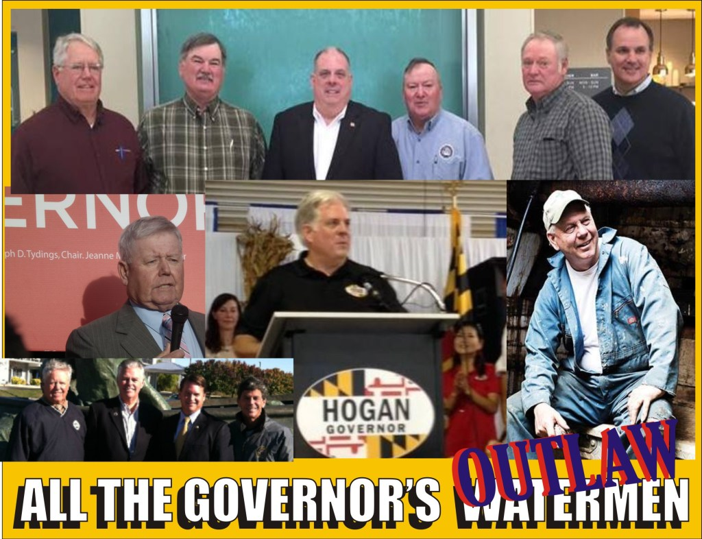 All the Governor's Outlaw Watermen