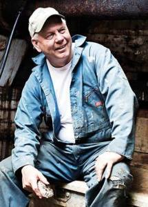 Floyd Bunky Chance Jr President of Talbot County Watermens Assoc photo Baltimore Magazine