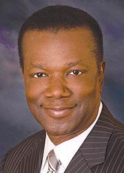 Prince Georges County Executive Jack Johnson now in prison for taking bribes.