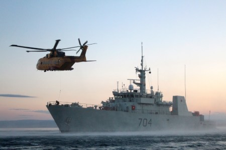 HMCS Shawinigan (MM 704)