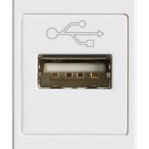 Vimar Plana PRESA USB BIANCA 14345