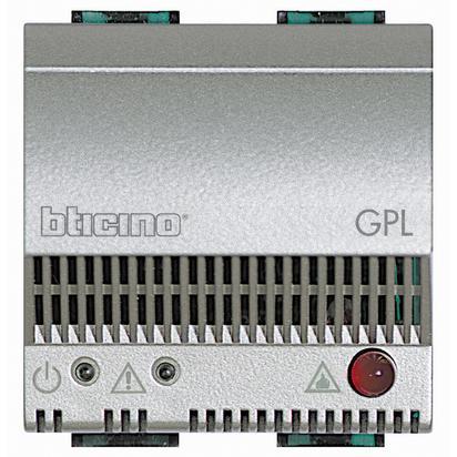 Light Tech Rivelatore Di Gas Gpl Nt4512/12