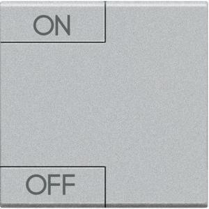 Light Tech Copritasto On Off 2 Moduli Nt4911M2Agn