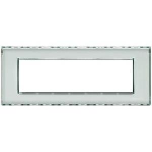 Living Light Placca 7P Personalizzabile Lnd4807Kr