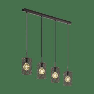 Lampada sospensione ESTEVAU 97066 EGLO