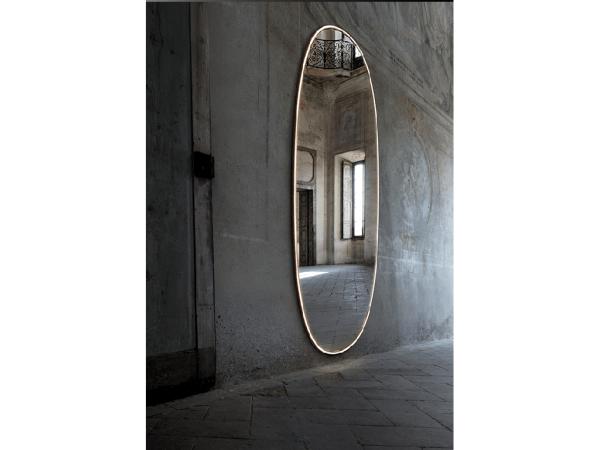 Specchio luminoso La Plus Belle
