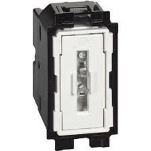 Bticino Living Now Deviatore senza tasto illuminabile K4003