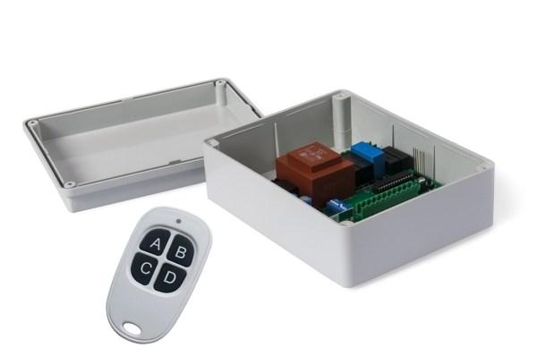 Centrale radio comando serrande/garage TA002AN TECNOSWITCH