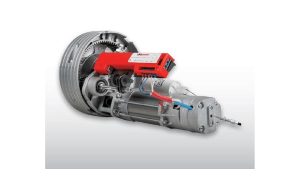 Motore/attuatore per serranda RS180 APRIMATIC