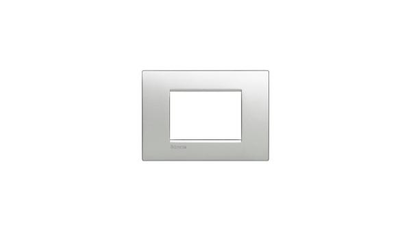 Placca 6 moduli bianca HW4806HD BTICINO