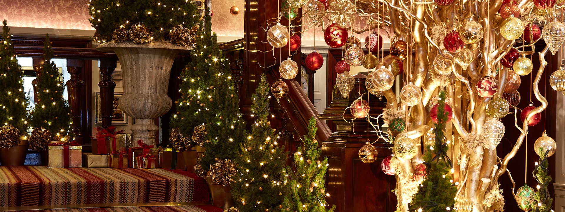 Christmas At The Connaught A Magical Christmas In Mayfair