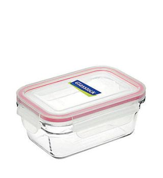 Glasslock Oven Safe Rectangular Container 485ml