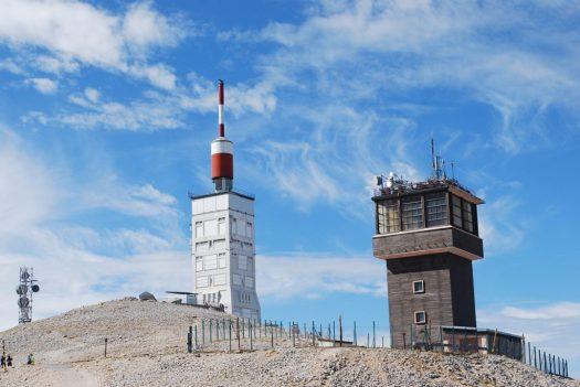 The Summit of Ventoux
