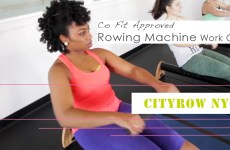 Rowing Machine Workouts, Rowing Machine Workout, CItyRow New York, Black Girls Work Out, Fitness Bloggers, Houston Bloggers, Black Bloggers