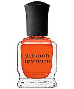 Neon Nail Polish, Deborah Lippmann, Deborah Lippmann nail polish, orange nail polish, Nail Design, Nail Art, Beauty Trends, Summer Trends, Beauty tips, Makeup Tips, Nail Polish, Nail trends, Nail polish trends, Sephora Nail Polish, Gel Nail polish, Matte Nail polish, Metallic Nail Polish, Metal Nail Polish