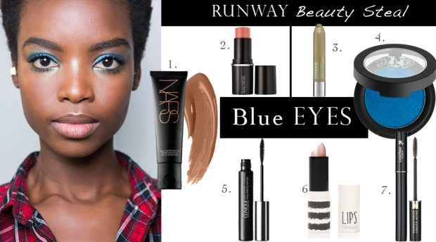 Runway Beauty Steal_Blue Eyes, Make up Tutorial, How to wear blue eyeshadow, blue eyeshadow makeup, makeup blue eyeshadow, makeup with blue eyeshadow, bright blue eyeshadow, Black makeup tutorial, black girl makeup tutorial, makeup tutorials for black girls, makeup tutorial black girl, Make up For Black Women, Top Fashion Blogs, Top 5 Fashion Blogs, Top 20 Fashion Blogs, Black Fashion Blogs, Black Fashion Bloggers, Black Bloggers, Black Blogs, Black Blog Sites, Black Blog, Black Beauty Blog, Best Black Blogs, Black People Blogs, Black Style Blogs, Personal Shopper Houston, How to be a personal Shopper, How to be a fashion stylist, Houston Fashion Stylist, Houston Fashion Blogger, Houston Fashion Bloggers, Image Consultant Houston, Houston Image Consultant, Fashion Consultant Houston, Wardrobe Consultant Houston, Texas Fashion Blogger, Texas Fashion Bloggers, African American Blogs, African American Fashion Bloggers, African American