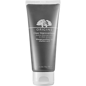 Oily skin charcoal mask