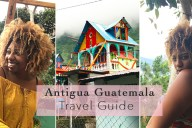 Travel Blogger, Black Travel Bloggers, Traveling While Black, Lake Atitlan, Lago Atitlan, Guatemala Travel, Solo Female Travel, Solo Female Travel Guide, Black Travel Guide