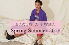 Raquel Allegra SS18, Raquel Allegra Spring Summer 18, NYFW Spring Summer 18