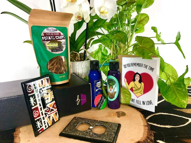 Black Owned Subscription Boxes, Black Box Curation,