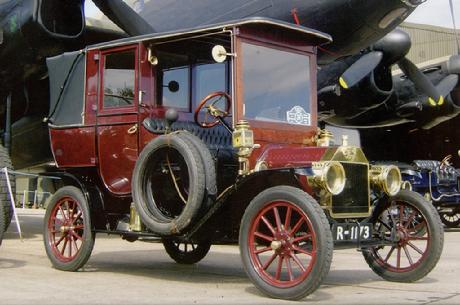 Model T bodies  The Craftsman 1909 1910 Ford 1910 Town Car