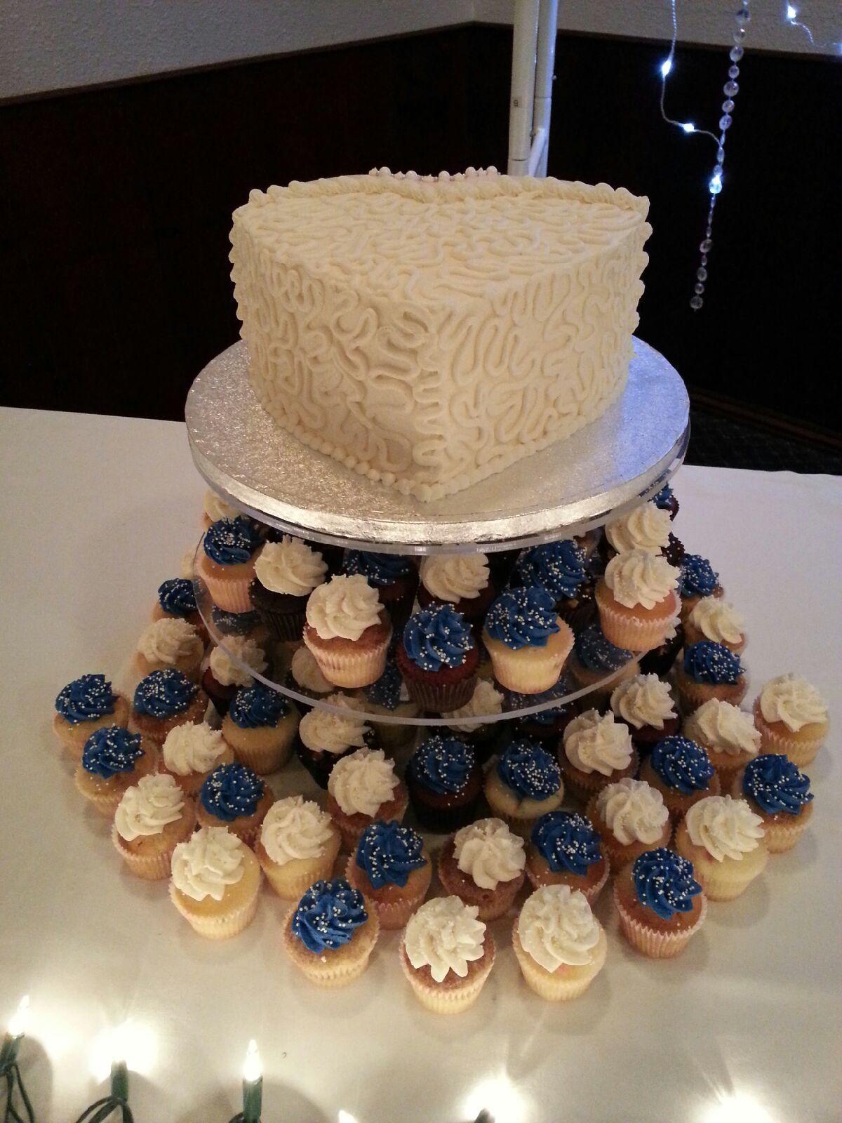Wedding Cakes Amp Cupcakes The Cupcake Company
