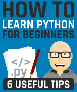 How to learn python for beginners - 6 useful tips