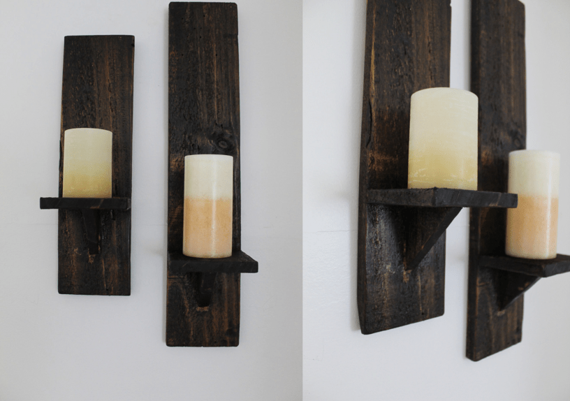 candle sconce cover