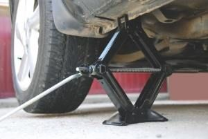 car jack pads