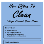 how-often-to-clean-printable